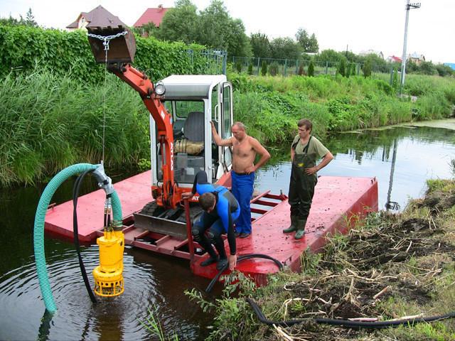 Как очистить реку своими руками 20